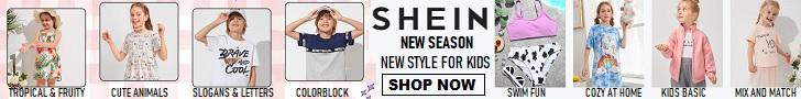 اكتشف الملابس النسائية ذات الأسعار المعقولة والعصرية عبر الإنترنت في شي إن.